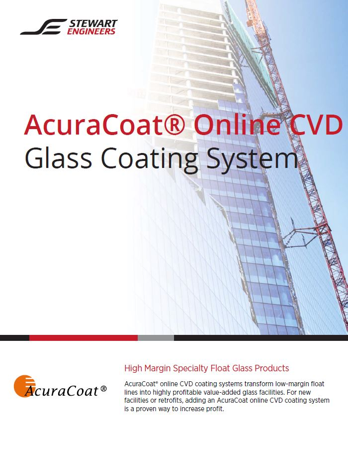 AcuraCoat® Online CVD Glass Coating System