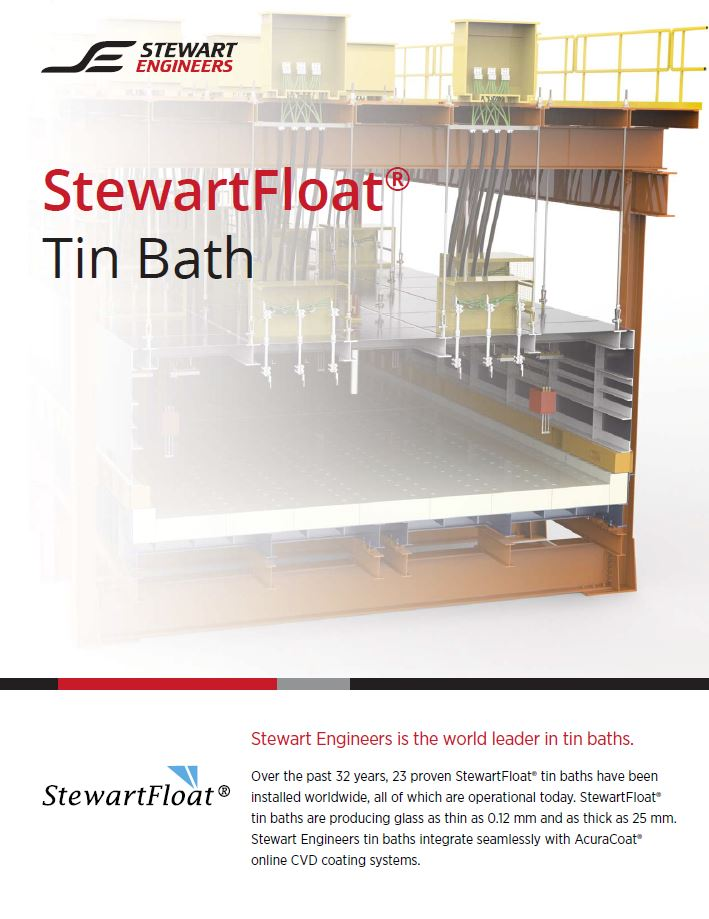 StewartFloat® Tin Bath